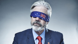 AACTA Award Winner Shaun Micallef returns and he's MAD AS HELL
