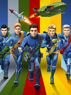 Thunderbirds Are Go To Launch In USA As An Amazon Original Kids Series