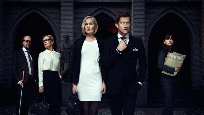 ITV STUDIOS NORWAY'S LEGAL DRAMA ABER BERGEN RECOMMISSIONED