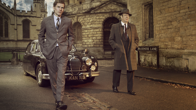 ITV RECOMMISSIONS HIT DETECTIVE DRAMA, ENDEAVOUR