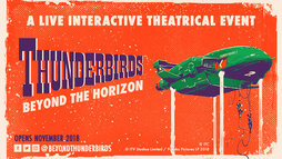 ITV STUDIOS GLOBAL ENTERTAINMENT ANNOUNCES THUNDERBIRDS: BEYOND THE HORIZON