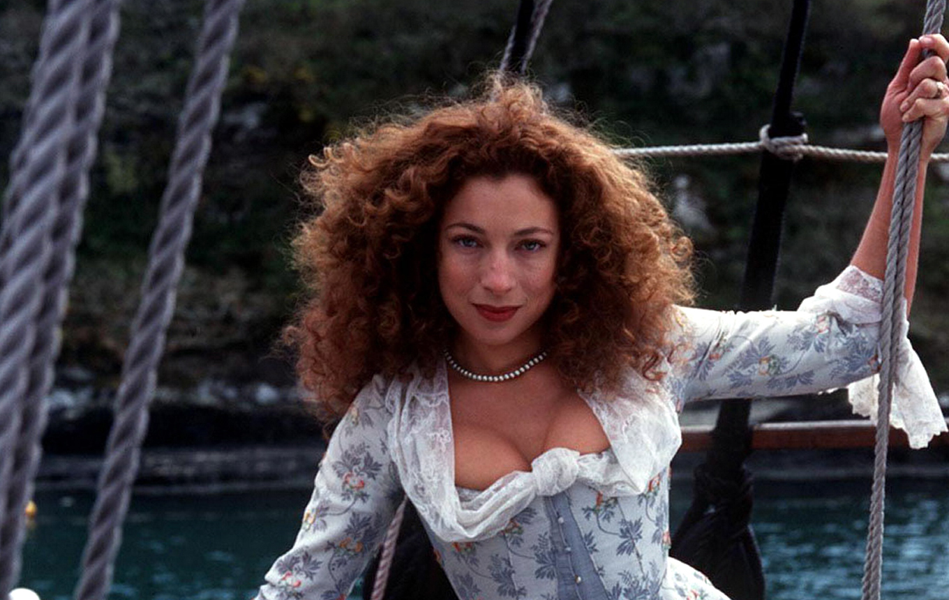 Alex kingston fortunes and misfortunes of moll flanders - 2 10