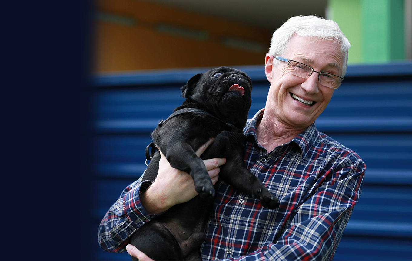 Paul O'Grady For The Love of Dogs