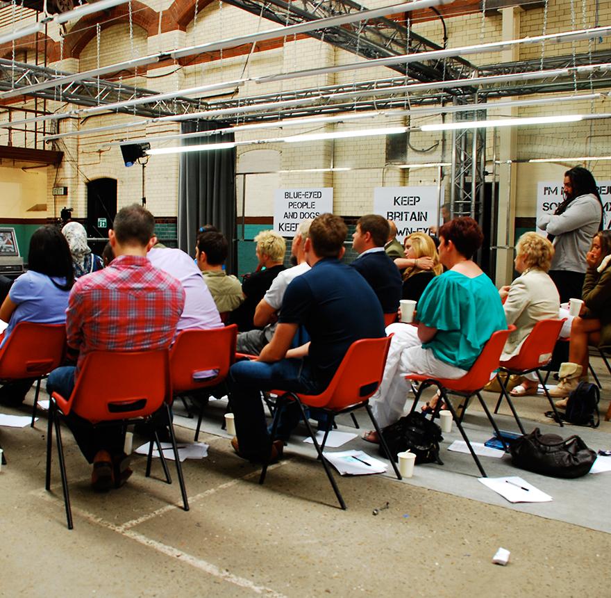 ITV Studios - Anatomy Of Prejudice