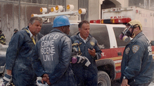 9/11 Crime Scene Investigators