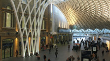 Inside Kings Cross: The Railway