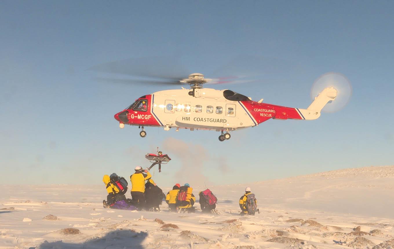 Rescue: River Deep Mountain High