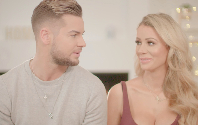 Chris & Olivia: Cracking on
