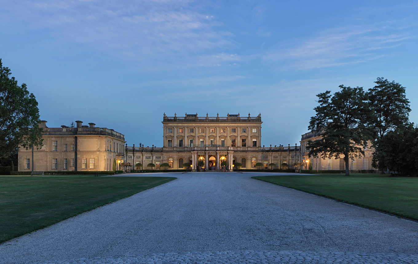 Cliveden: A Very British Country House