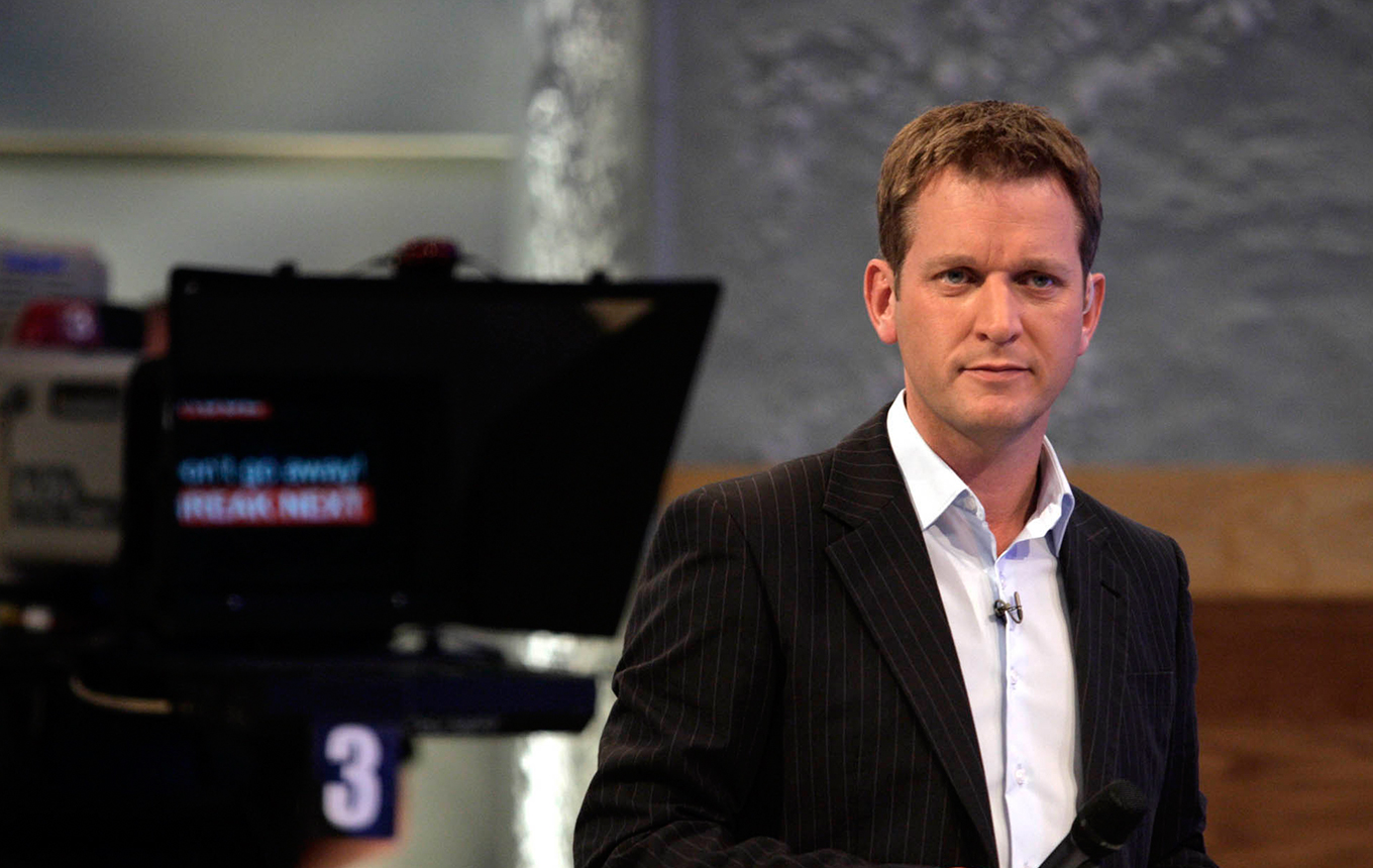 The Jeremy Kyle Show - <p>