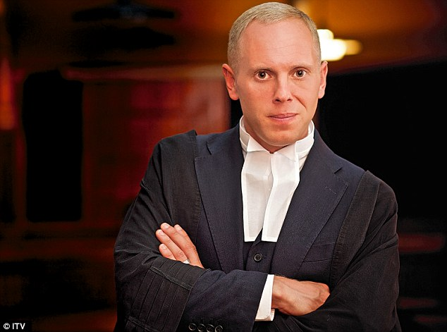 Judge Rinder - <p>
