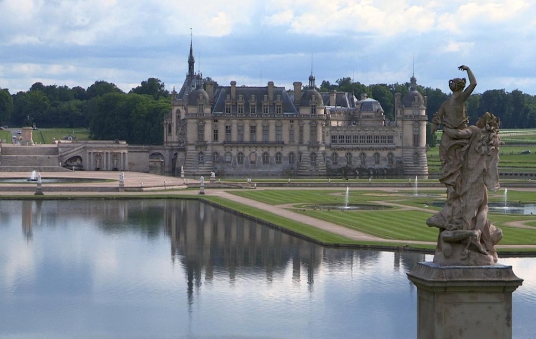 """""""Chantilly, la capitale du cheval"""" - <p>     Découverte de la première ville hippique de France. </p>"""