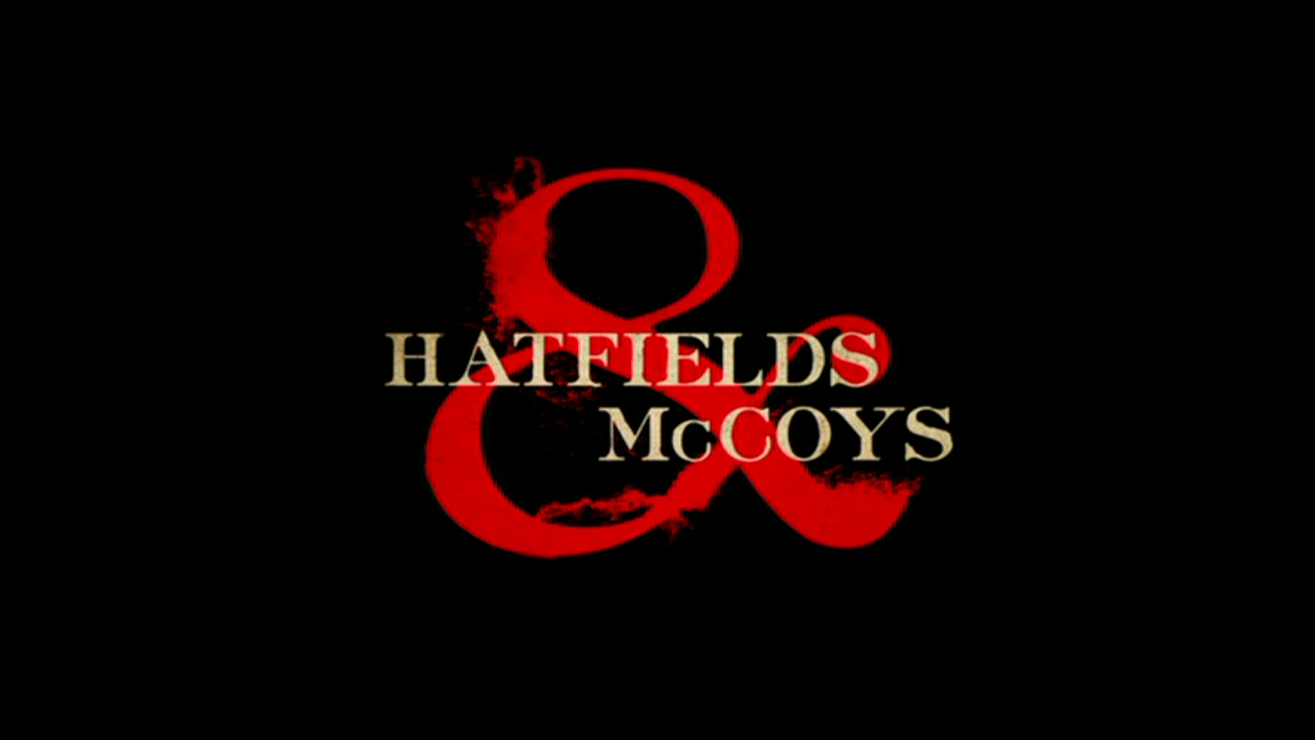 Hatfields & McCoys - <p>