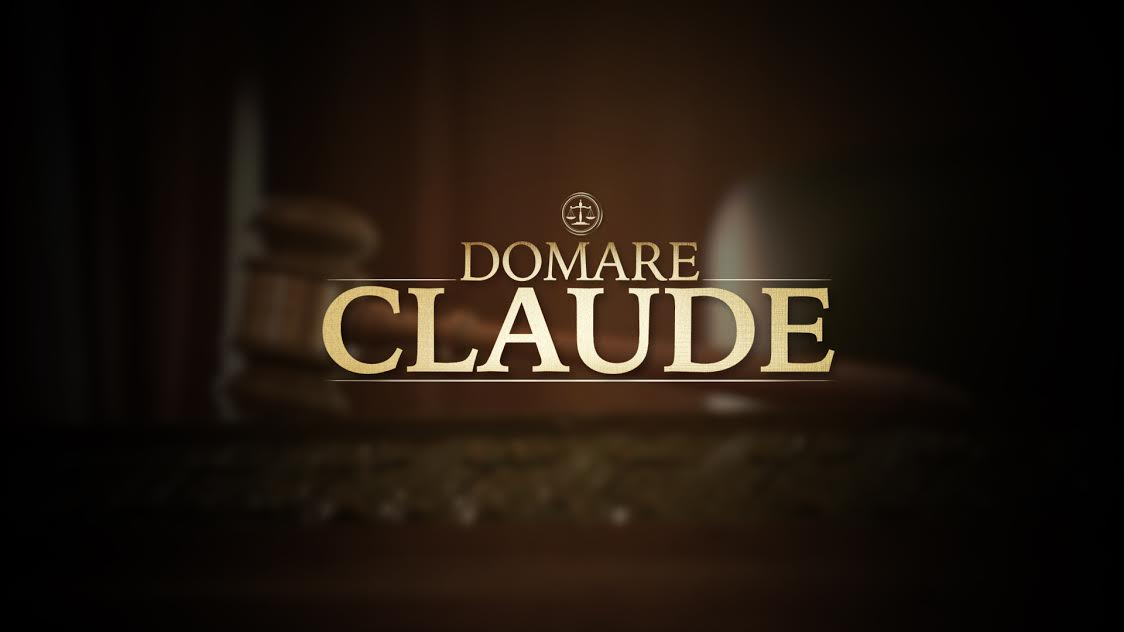 """Domare Claude - <p>  <span style=""""background-color: initial;"""">Exes fighting for custody of the dog; neighbours at war over the garden fence and a bride suing a wedding photographer for ruining her big day- it's all in a day's work for The Judge. With his razor-sharp mind, witty remarks and legal expertise, Judge Rinder rules his courtroom i</span><span style=""""background-color: initial;"""">n his own unique way</span><span style=""""background-color: initial;"""">.</span> </p>"""