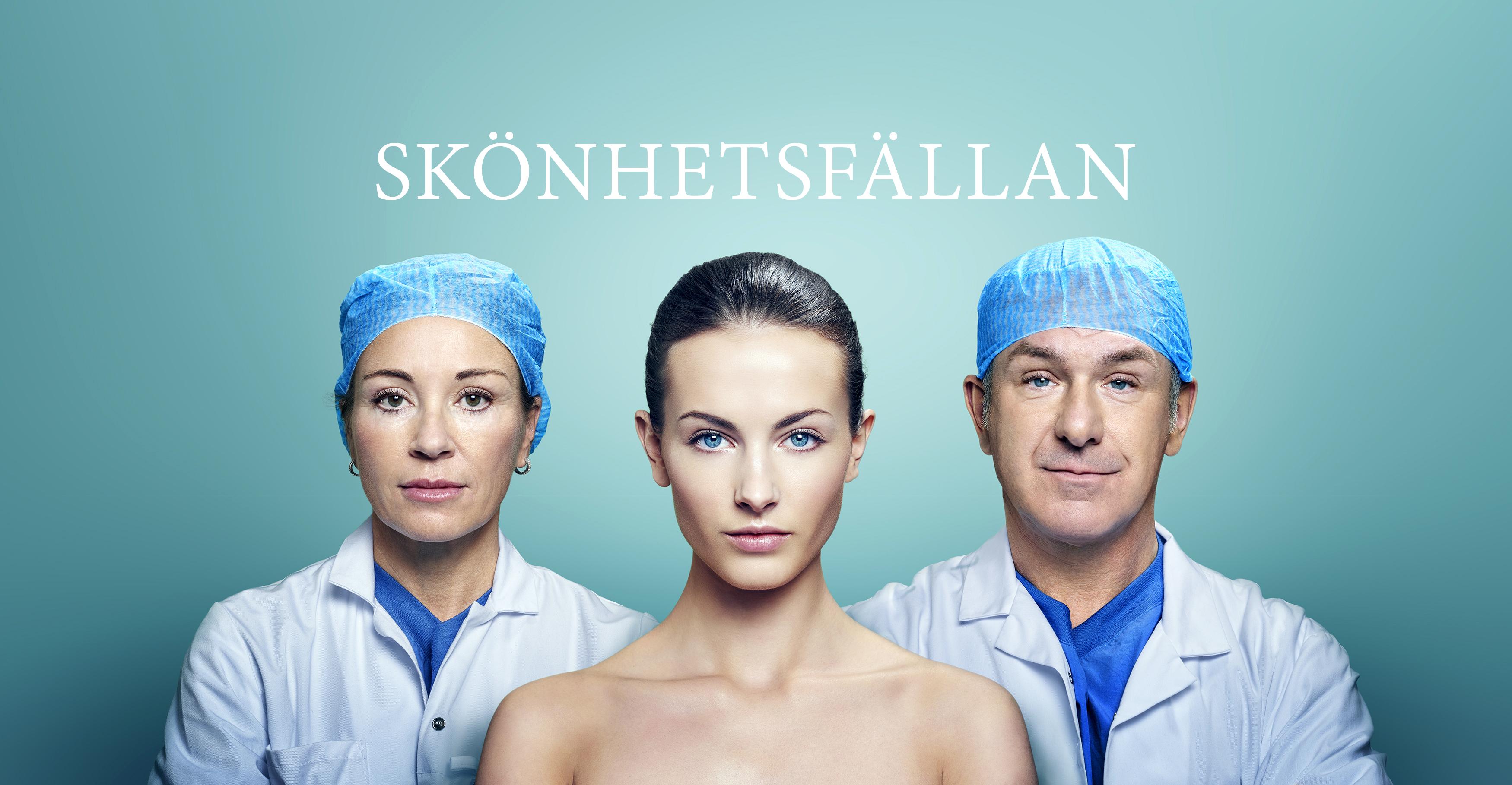 """Skönhetsfällan Sverige - <p>  <span style=""""background-color: initial;"""">I </span><em style=""""background-color: initial;"""">Skönhetsfällan</em><span style=""""background-color: initial;""""> </span><em style=""""background-color: initial;"""">Sverige</em><span style=""""background-color: initial;""""> möter vi människor som genomgått misslyckade skönhetsoperatione</span><wbr style=""""line-height: 1.5em; background-color: initial;""""><span style=""""background-color: initial;"""">r som lämnat ärr på både kropp och själ…</span> </p>"""