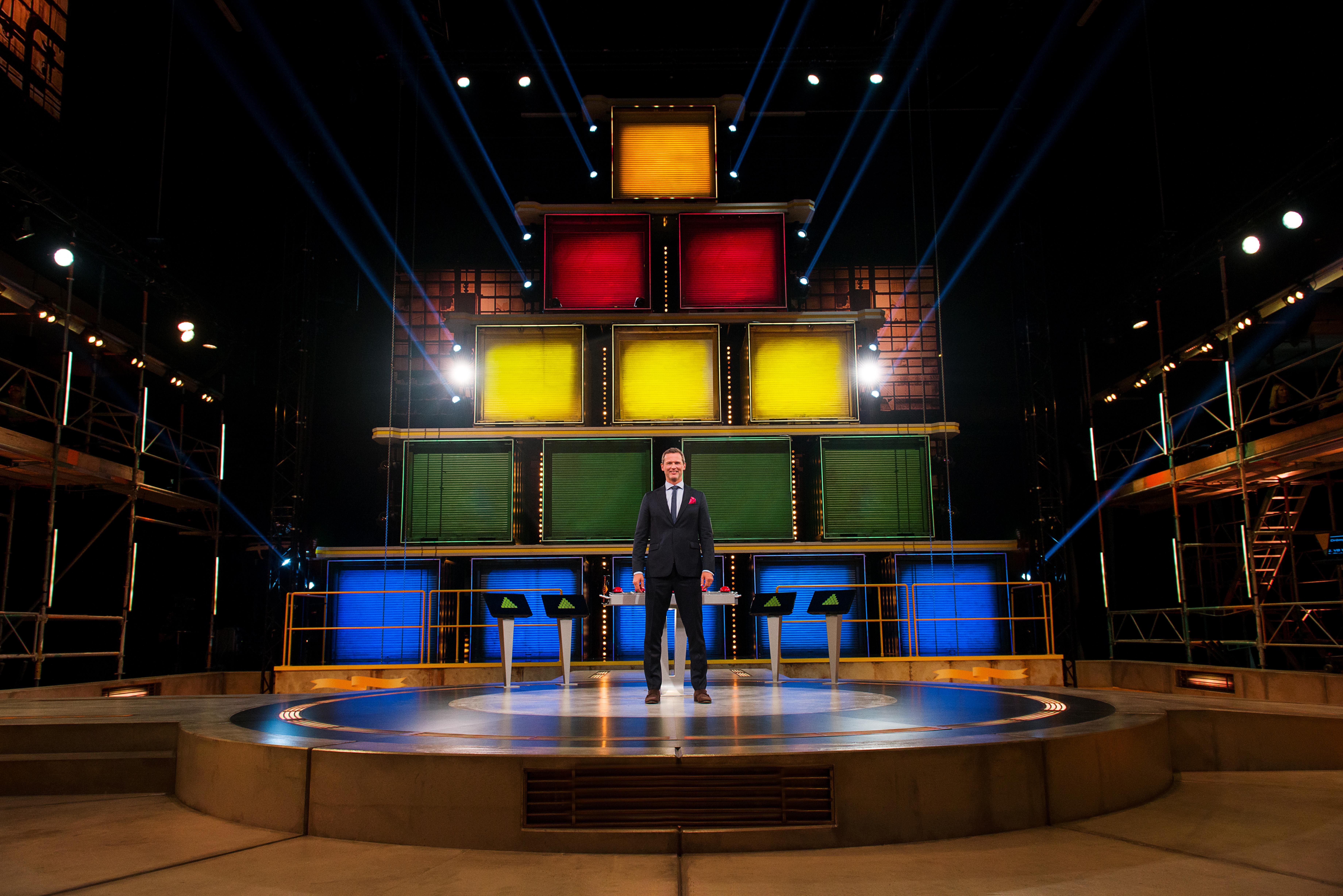 Drömpyramiden - <p>                      TV4 </p>