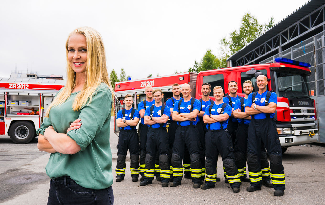 Best Firefighter (Suomen Paras Palomies) - <p>