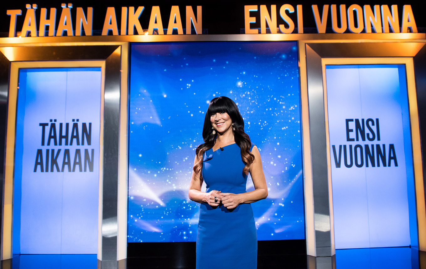 """This Time Next Year (Tähän Aikaan Ensi Vuonna) - <p>  <span style=""""background-color: initial;"""">This Time Next Year is a tv program about big dreams and life changes, that will be shown to a Finnish viewer in a way that has not been seen ever before.</span> </p>"""