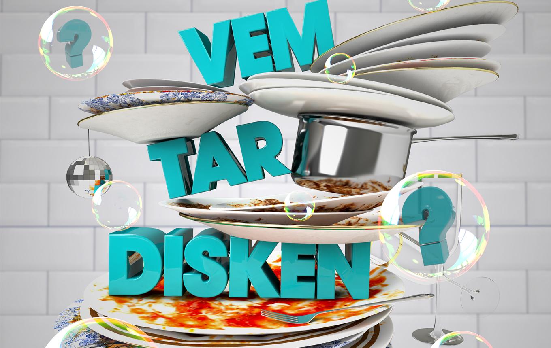 Vem tar disken?