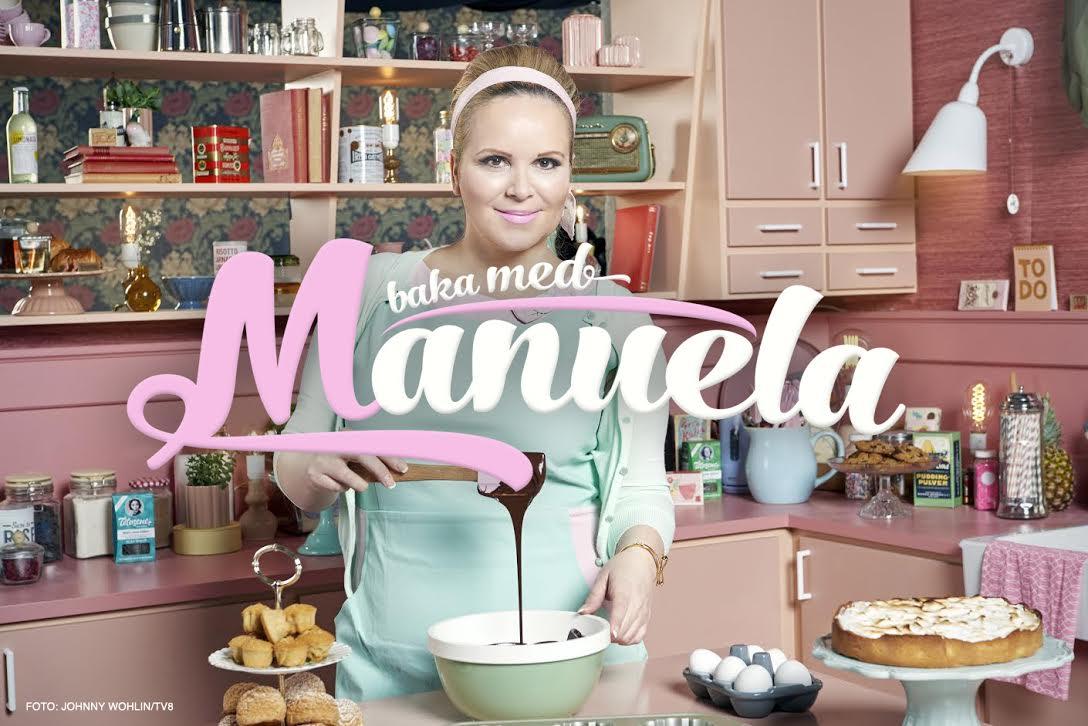 Baka med Manuela